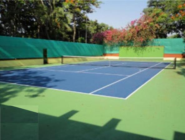 Lawn Tennis Court Flooring Material Lawn Tennis Court